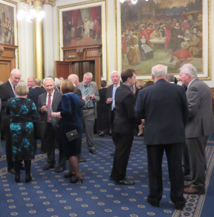 Civic reception for our 70th anniversary